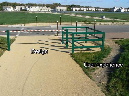 Design vs User Experience