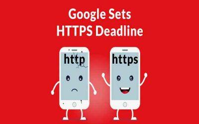 Google Sets A July Deadline for HTTPS